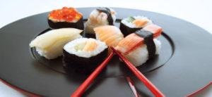 Sushi mezzogiorno